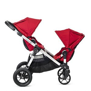 stroller with second seat option