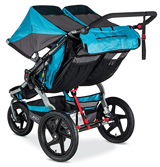 best stroller for two kids