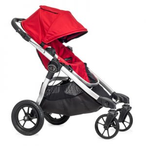double stroller with second seat option