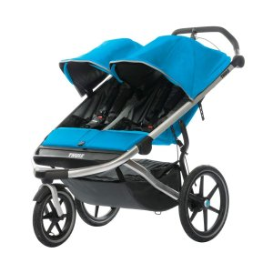 best double stroller for jogging